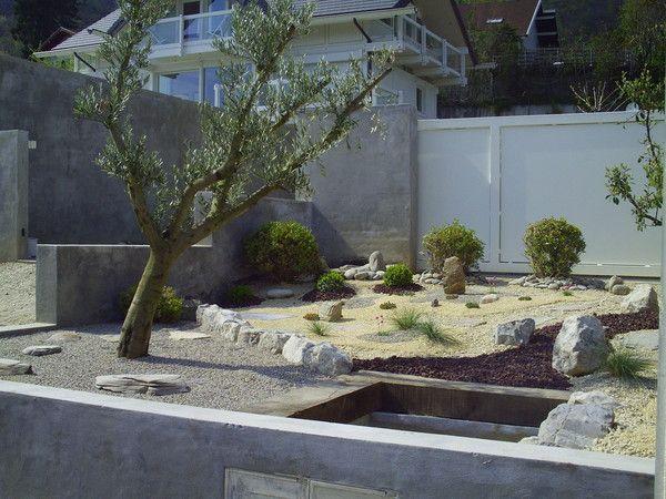 jardin zen particulier